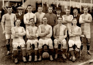 Blackburn Rovers 1914/15