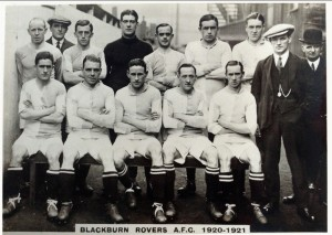 Blackburn Rovers 1920/21