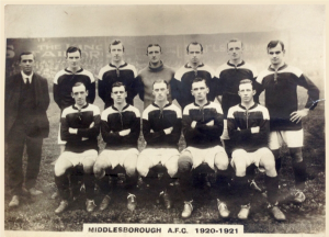Middlesbrough 1920/21