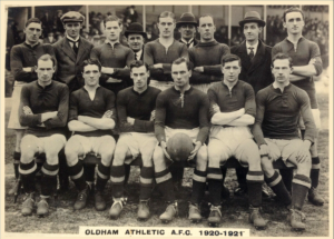 Oldham Athletic 1920/21
