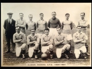 Albion Rovers 1920/21