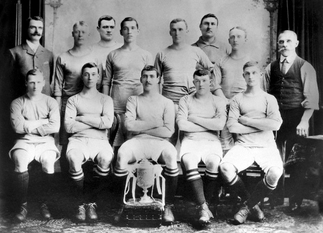 Manchester City 1904