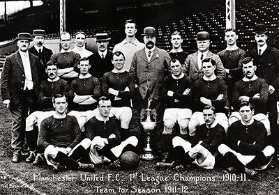 Manchester United 1911-12