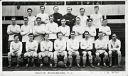 Bolton Wanderers 1914/15