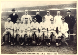 Bolton Wanderers 1920/21