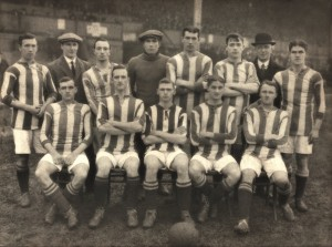 Exeter City 1914/15