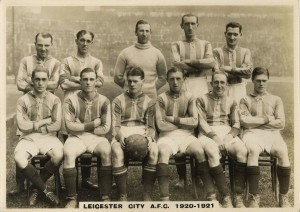 Leicester City 1920/21