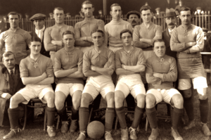 Leicester Fosse 1914/15