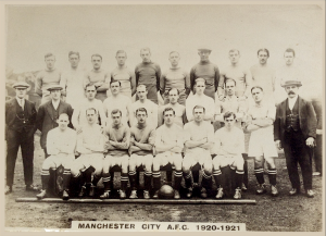 Manchester City 1920/21