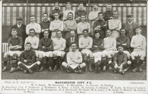 Manchester City 1910/11