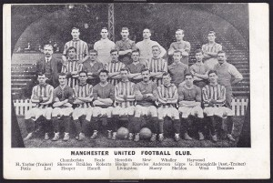 Manchester United 1913/14