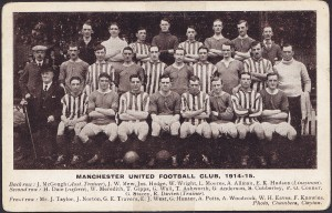 Manchester United 1914/15