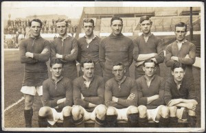 Manchester United 1916/17