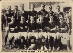 Nottingham Forest 1920/21