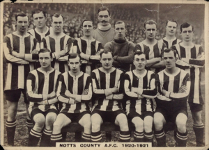 Notts County 1920/21