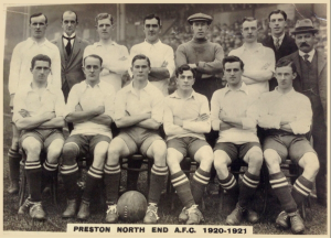 Preston North End 1920/21