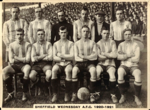 Sheffield Wednesday 1920/21