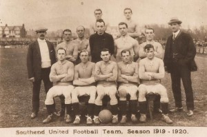 Southend United 1919/20
