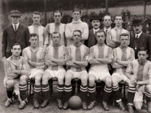 Stockport County 1914/15