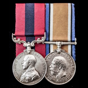 The Distinguished Conduct Medal and British War Medla