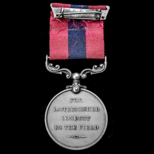 The Distinguished Conduct Medal