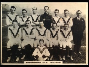 Airdieonians 1920/21