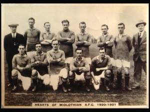 Heart of Midlothian 1920/21