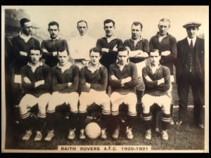 Raith Rovers 1920/21