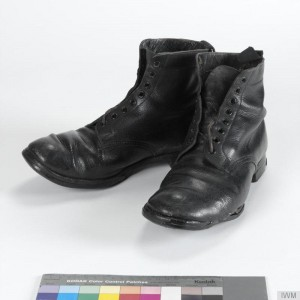 Other Ranks Standard Issue Black Boots