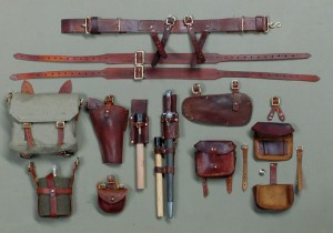 British Army 1914 Leather