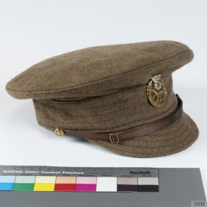 1917 Pattern Other Ranks Field Cap, York and Lancaster Regiment