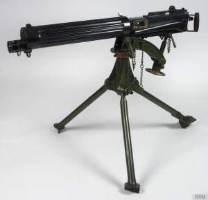 Vickers Machine Gun Mk I
