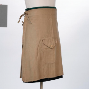 Kilt Apron for Highland Regiments.