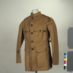 Officer KD Service Jacket, Royal Field Artillery