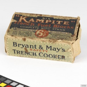 Trench Cooker, Bryant & May's Box
