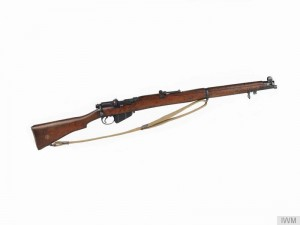 Short Magazine Lee Enfield Rifle Mk III