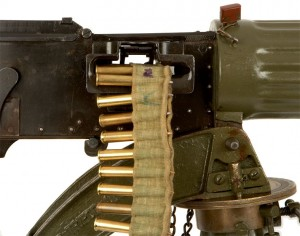 Vickers Gun Mk I