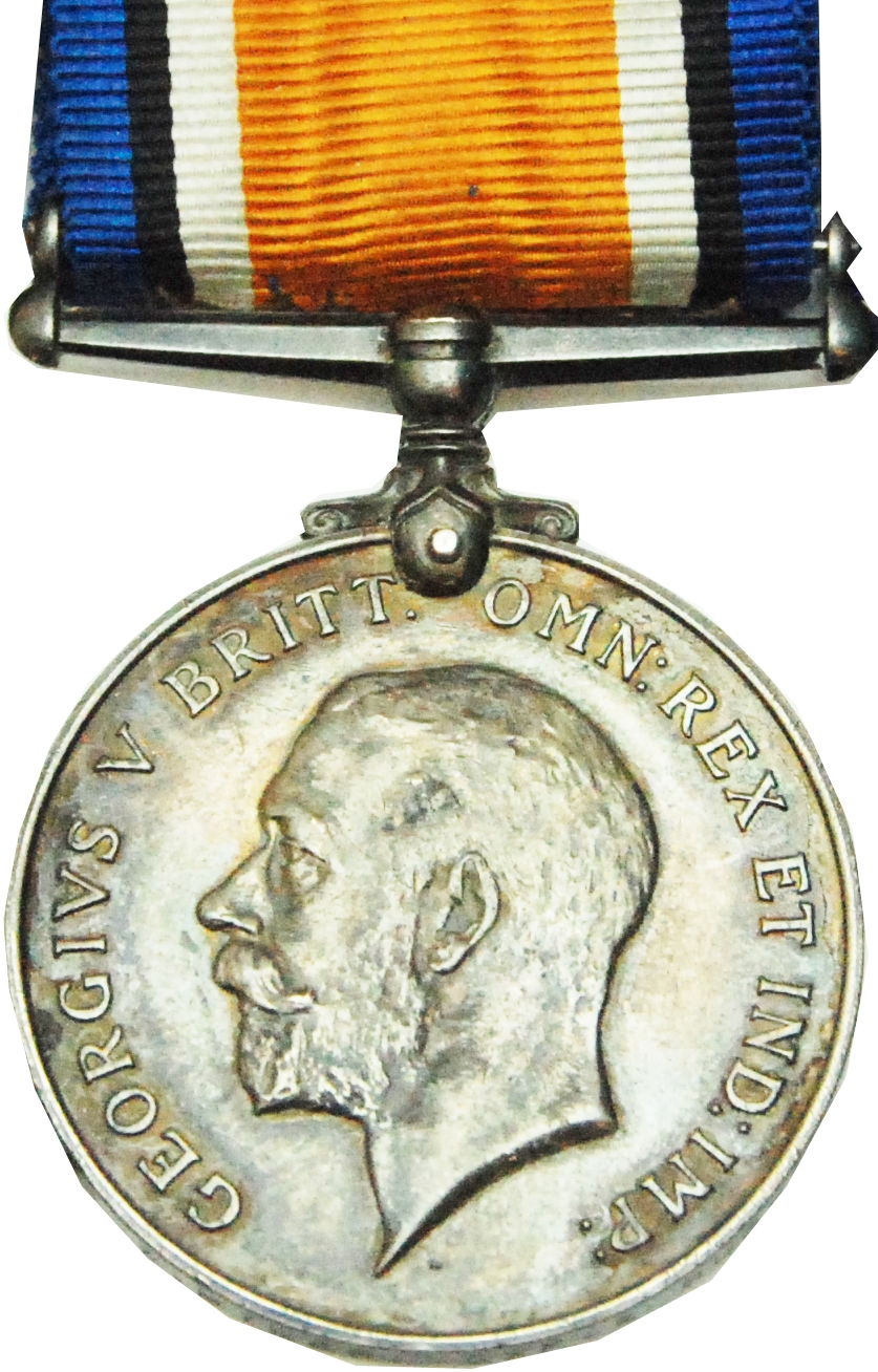 The British War Medal 1914 18 Football And The First